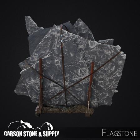 Blue Sandstone Flagstone Supreme