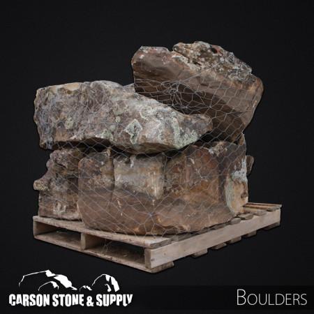 Colorado Moss Boulders 1064