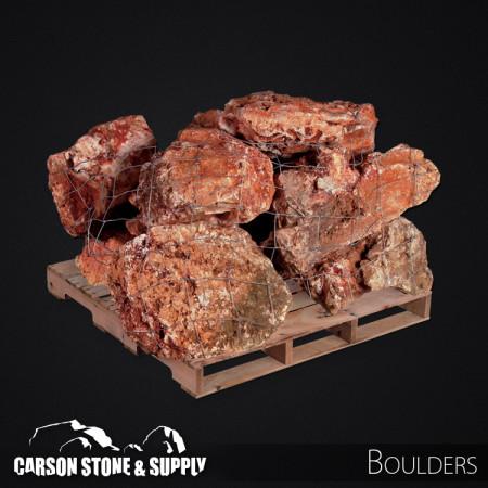 Sponge Boulders 605