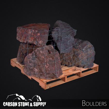 Trap Boulders 615