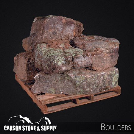 Weathered-Sandstone-Oklahoma Moss Boulders-609-BL
