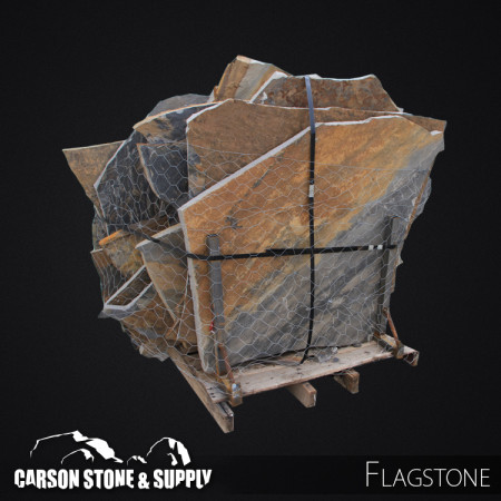 Blue Brown Supreme Flagstone