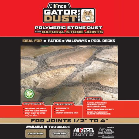 Gatordust Polymeric Stone Dust