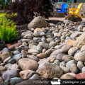 Huntington Colorful Cobble Dry Creek Bed 2