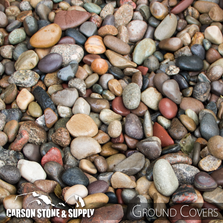 Decorative Stone Ground Cover : Kewannee river carson stone and supply