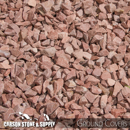 Pink Quartz Ground Cover 1-3inch