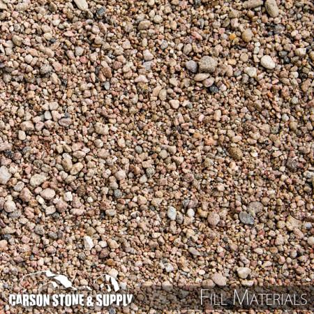 Road Gravel Fill Material