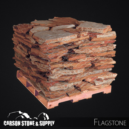 Sandstone Steppers Flagstone 306