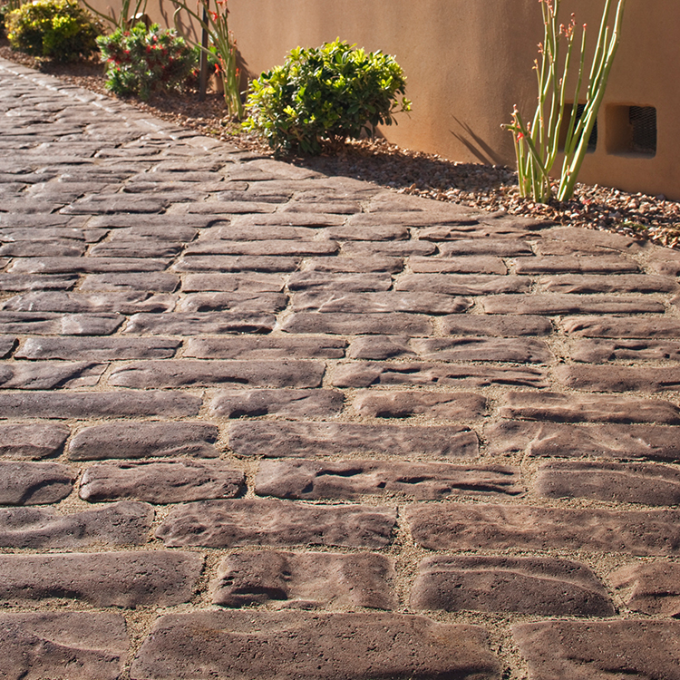 Belgard old world paver carson stone and supply for Belgard urbana pavers
