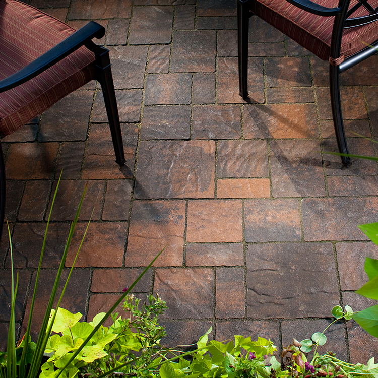 Belgard urbana stone paver carson stone and supply for Belgard urbana pavers