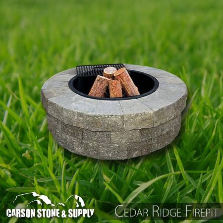 Cedar Ridge Outdoor Firepit