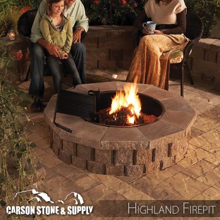 Pavestone Anchor Highland Firepit