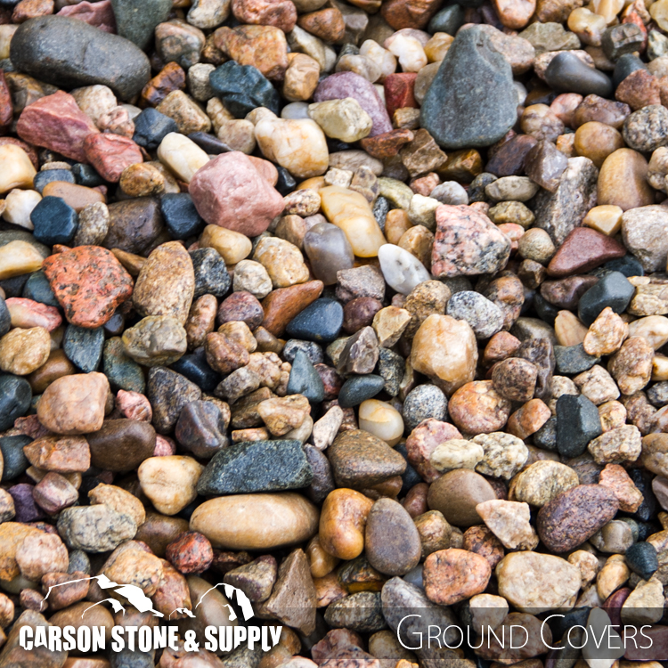 River Rock Ground Cover
